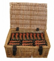 Mars Lovers 72 Bar Wicker Hamper