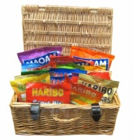Haribo Wicker Gift Hamper