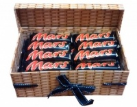 Mars Lovers 24 Bar Gift Box